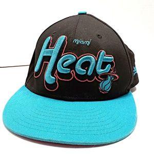 Vintage NBA Miami Heat Snapback Hat